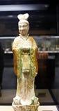 中国古代人形象 图库摄影