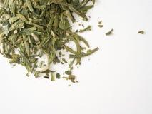 中国叶子茶 库存图片