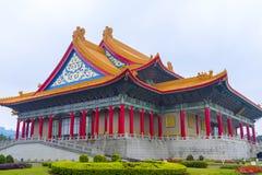 中国国家戏院在台北 库存照片