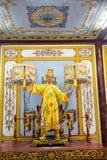 中国国王,皇帝,统治者,皇族 免版税库存图片