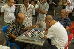 中国在新加坡 图库摄影