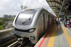 中国地铁 免版税库存图片