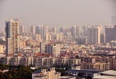 中国城市 库存图片