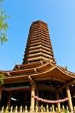 中国塔,曼谷,泰国 图库摄影