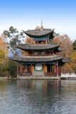 中国塔 免版税图库摄影
