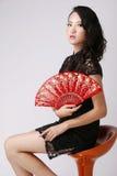 中国女孩 免版税库存照片