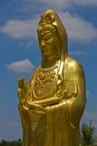 中国女神 免版税库存照片
