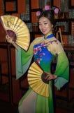 中国妇女 库存照片