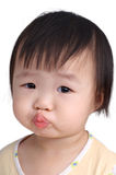 中国孩子 库存图片