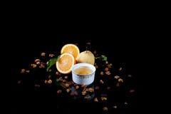 中国官员食物果子系列 免版税库存照片
