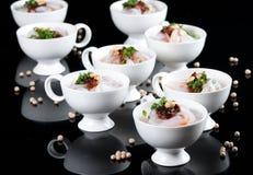 中国官员食物果冻 免版税库存图片