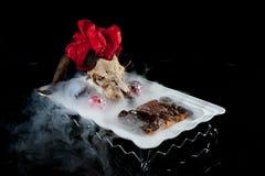 中国官员食物Haggis 免版税图库摄影