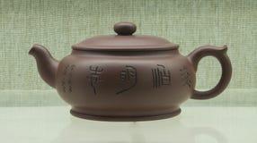 中国宜兴茶壶 库存照片