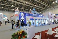 中国客商zhangzhou分支亭子 免版税库存照片