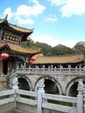 中国宫殿 库存照片
