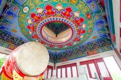 中国寺庙在泰国05 免版税库存照片