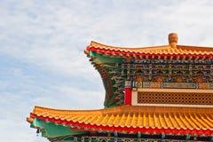 中国寺庙泰国 免版税库存照片