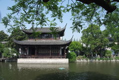 中国寺庙 免版税库存照片