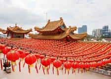 中国寺庙 图库摄影