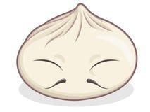 中国小圆面包 免版税图库摄影