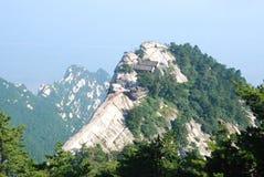 中国山风景 免版税图库摄影