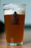 中国工艺啤酒 免版税库存照片