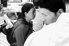 中国巨人地震 免版税库存图片