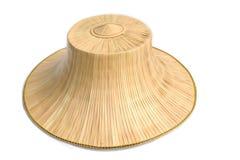 中国帽子 免版税库存照片