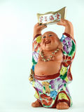 中国幸运的玩偶 免版税图库摄影