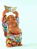 中国幸运的玩偶 库存照片
