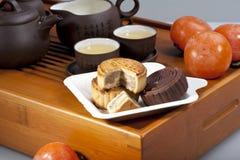 中国式下午茶 免版税图库摄影