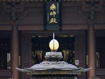中国式香炉 库存图片