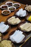 中国快餐 库存图片