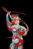 中国戏曲 免版税库存图片