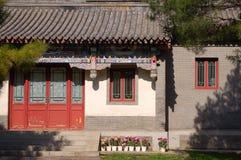 中国房子 库存照片