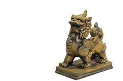 中国护符 库存照片