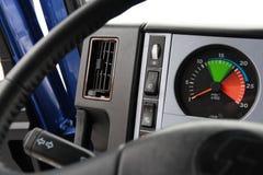 中国控制板卡车 免版税库存图片