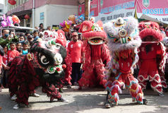 中国文化节日 库存图片