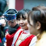 中国新的游行年 库存图片