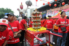 中国新年度 免版税库存图片
