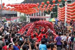 中国新年度 免版税库存照片