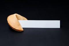 中国曲奇饼时运 免版税库存图片
