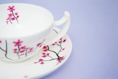 中国杯子茶 库存照片