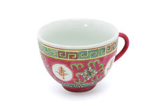 中国杯子茶 免版税库存照片