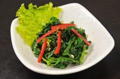 中国样式开胃菜 免版税库存图片