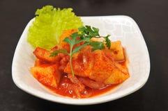 中国样式开胃菜 库存图片