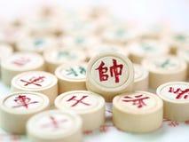中国棋 库存图片