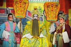 中国歌剧 库存图片