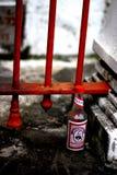 中国泰国公墓篱芭 库存照片