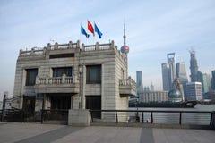 中国海事安全管理 免版税库存图片